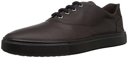 ECCO Men's Kyle Tie Sneaker, Coffee, 46 M EU (12-12.5 US) from ECCO