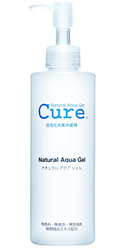 Cure Natural Aqua Gel, 250 ml (Natural Exfoliator)