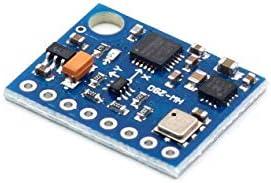 Gy-87 10Dof Mpu6050 Hmc5883L Bmp180センサーモジュール3-5Vセンサーモジュール-青