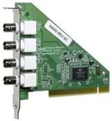 CONEXANT 878A PCI 16 CHANNEL VIDEO CAPTURE CARD /& BNC CABLES ANALOG LINUX