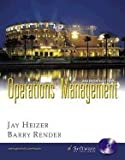Operations Management, Heizer, Jay H. and Render, Barry, 0131016121