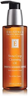 Eminence Organic Skincare Stone Crop Cleansing Gel, 0.5 Ounce