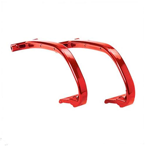 Polaris New OEM Snowmobile Ski Loop Grab Handle Toe Set (Pair) Red 2876062-293
