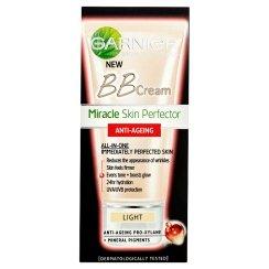 Garnier Miracle Skin Perfector BB Cream ANTI-AGEING - Light