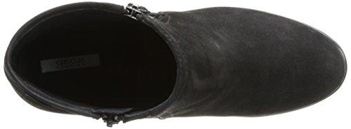 Donna Trish Stivali black Geox Femme Boots Noir 0dzv0cWH