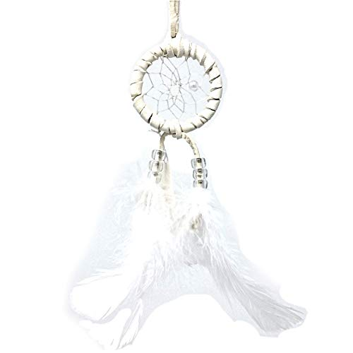 Mini Dream Catcher - Authentic 2 inch Small Hand Made Native American Indian Cherokee Dreamcatcher … by NativeAmericanVault