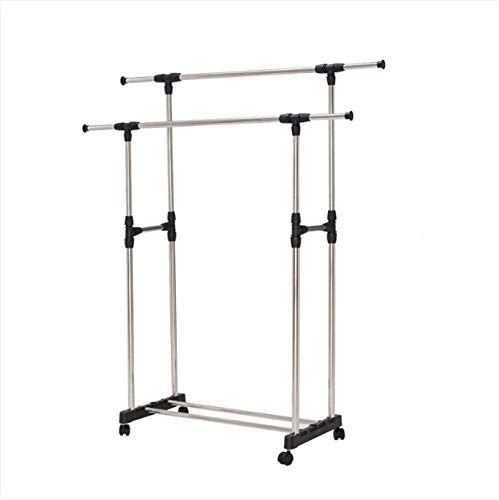 Keoa Folding Drying Rack Stainless Steel Double Pole Drying