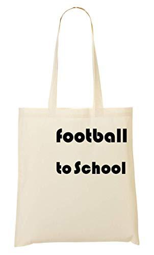 De AMS Bolso Bolsa La De Mano School Soccer To Compra Football IxqwPIr8