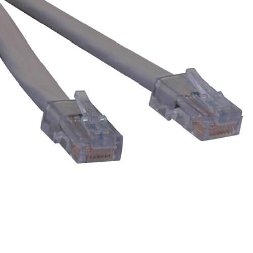 Tripp Lite T1 Shielded RJ48C Patch Cable (RJ45 M/M), 10-ft. (N265-010)