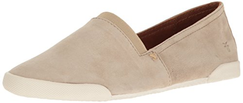 FRYE Women's Melanie Slip on Fashion Sneaker, Fawn, 5.5 M US by FRYE