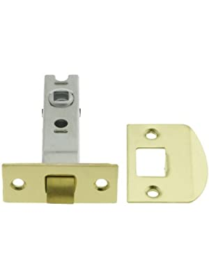 Standard Back Set Tubular Conversion Latch. Mortise Lock Hardware.