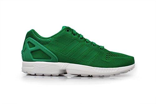Grün ZX Adidas Weiß Mens S81652 Flux qU1RtH1