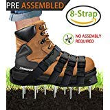 Buy shoes for lawn mowing