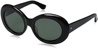 RAEN Optics Unisex Figurative Black Sunglasses