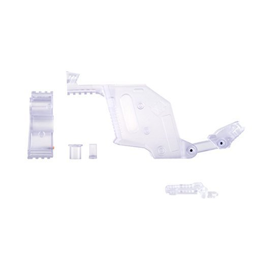 Worker Mod Kits for Nerf Stryfe Toy Color Clear by WORKER
