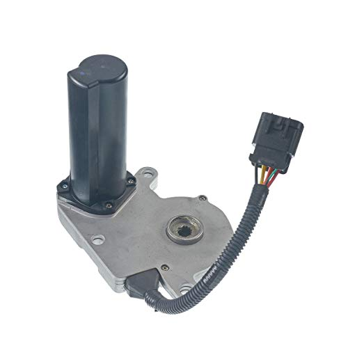 (Transfer Case Motor Shift Encoder Actuator for Chevrolet Silverado Suburban Tahoe GMC Sierra Yukon Cadillac with RPO Code NP8)