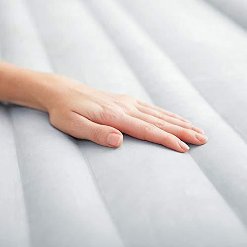 Intex Mid-Rise, Dura-Beam Airbed-Twin