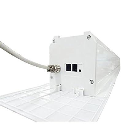 KIMEX 048-5013 Pantalla de proyección eléctrica tensionada ...