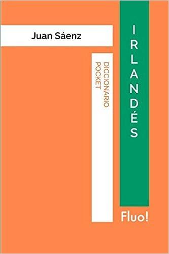 Descargar Novelas Bittorrent Diccionario Pocket Irlandés Libro Patria PDF