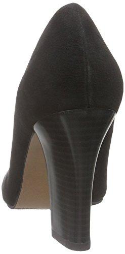 s.Oliver 5-5-22401-37 - Zapatos de Tacón Para Mujer Negro (BLACK 001)
