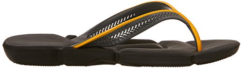 Havaianas Men's Black Power Dark Grey Flip Flop ffqrdPw