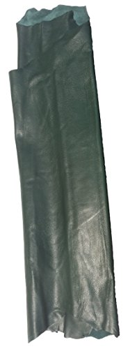 Reed Lamb Skin Leather Hides - Premium Buttery Soft Touch Skin (OLIVE)