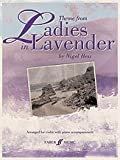Alfred 12-0571533965 Ladies in Lavender- Theme from the Motion Picture