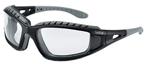 Bollé - Tracker II - Lunettes de Sécurité - Yellow Lens  Amazon.fr   Bienvenue 1ff3aeeed714