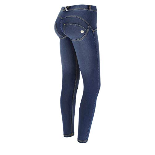 Talle 7 Con Estrella Denim up® Forma En Freddy Regular Pitillo Wr Largo De 8 Parches xZ6txW0wYq