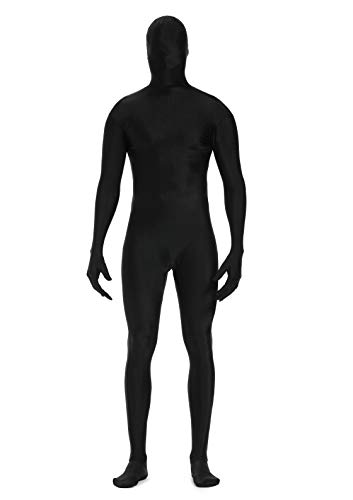 FALETO Unisex Adult Full Body Suit Spandex Zentai Suit Cosplay Halloween Costume