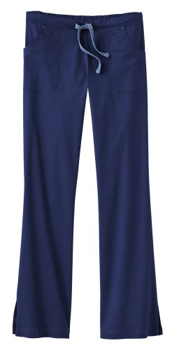 White Swan B.I.O. Everyday Scrub Pant, New Navy/Ceil Size S