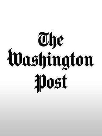 Amazon com: The Washington Post for Kindle (Ad-Free): Kindle
