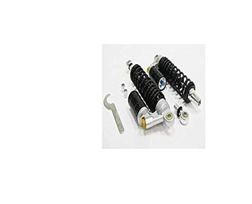 Madmunk-Ammortizzatore a gas, 330 mm, nero, 1 paio