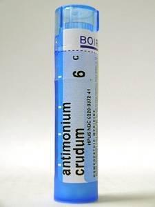 Boiron, Antimonium Crudum 6c Multi Dose Tube, 80 Count