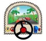 Anatex Dashboard Driving Wall Panel by Anatex