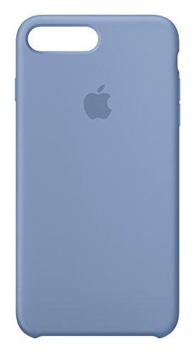 Apple Silicone Case for iPhone 7 Plus - Azure