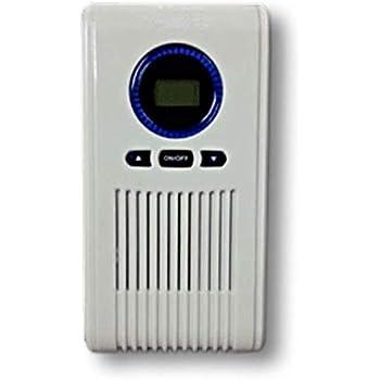 Amazon Com Ozone Generator Ionic Air Purifier