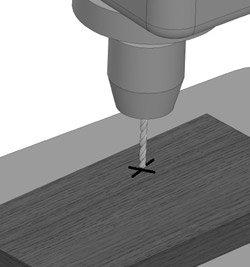 Wixey Model WR503 Drill Press Depth Gauge