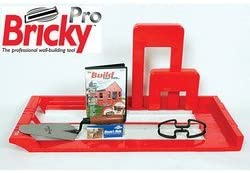 """6/"""" /& 9/"""". Adjustable to build all standard wall sizes 4/"""" Bricky Pro"""