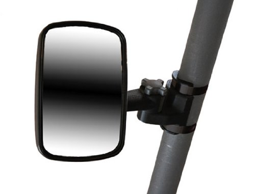 Atv Tek Utv Mirror  Clearview With Vibration Isolator And Breakaway Utvmir1 One Mirror