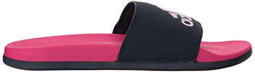 Pink Navy Adidas Adilette Shock Confortables collegiate Pink Femme Comfort Claquettes aero qnAY8x7YOf