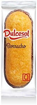 🎂😋🍫 Bizcocho Borracho con cacao chocolate - borrachos DULCESOL - Caja 2,4kg 🎂😋🍫