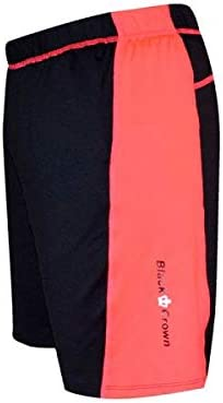 Black Crown Short Cool Negro/Coral: Amazon.es: Deportes y aire libre