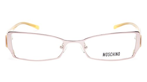 NEW MOSCHINO M3261-V 838 PINK EYEGLASSES GLASSES WOMEN FRAME 49-17-130 B26mm (Moschino Womens Eyeglasses)
