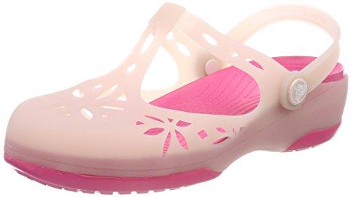 Pink Sabots Clog Rose Femme Isabella Dust Crocs Women paradise rose AqxvOn