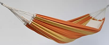 amazonas paradiso hammock double  orange amazon     amazonas paradiso hammock double  orange   garden      rh   amazon