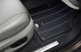 Land Rover Discovery Sport VPLCS0281 Black Rubber Floor Mats
