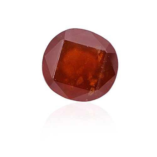Be You 4.69cts Orange Couleur Facettes Ovale Forme Naturel Indien Hessonite