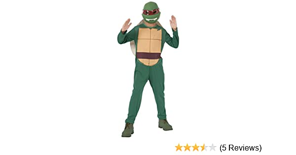Teenage Mutant Ninja Turtles Raphael Action Costume Set