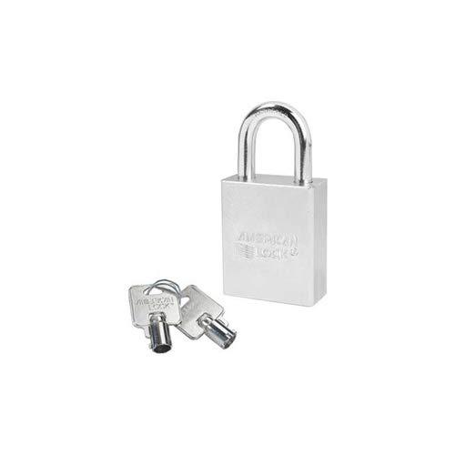 (Master Lock A7200, Rekeyable Padlock Solid Steel Tubular Cylinder (Pack of 12 pcs) )